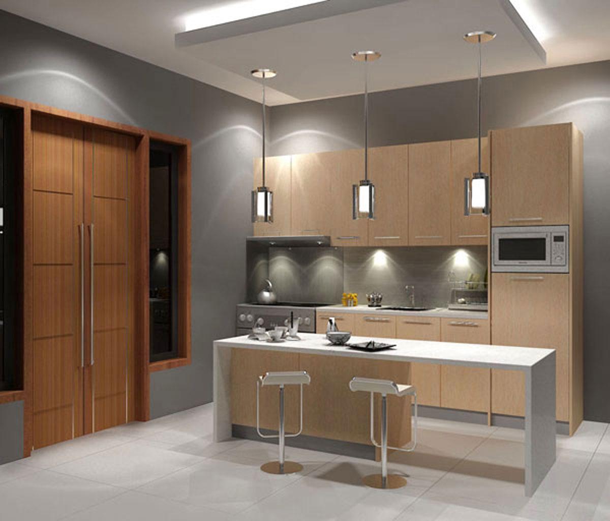 kitchen design ideas island photo - 10