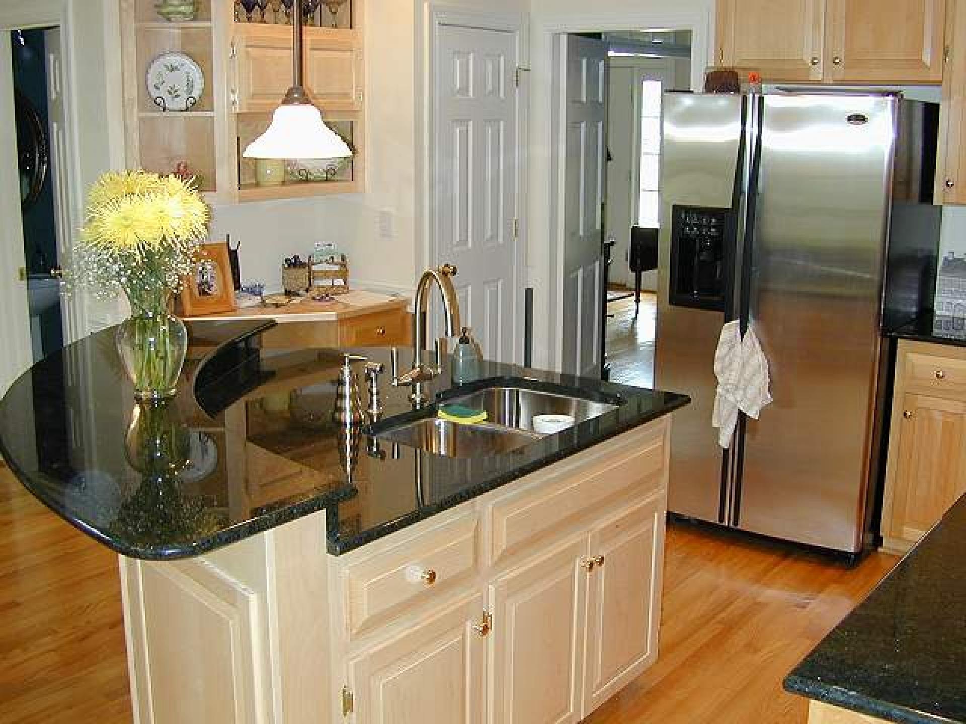 kitchen design ideas island photo - 5