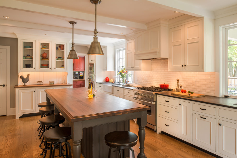 kitchen design ideas island photo - 7