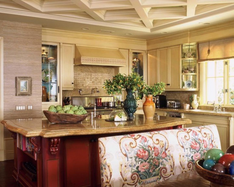 kitchen design ideas island photo - 9