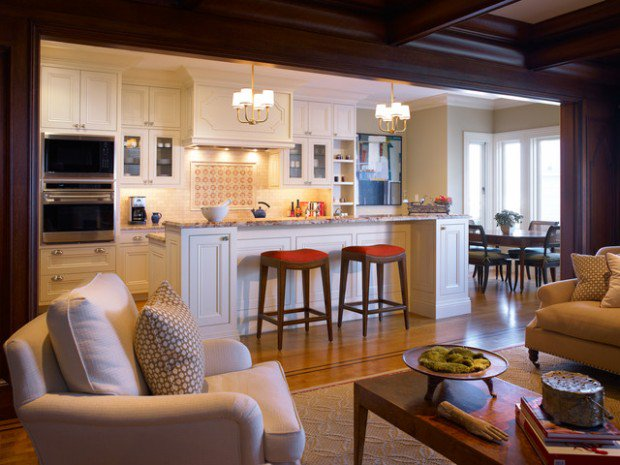 Kitchen Design Ideas Open Living Room Hawk Haven