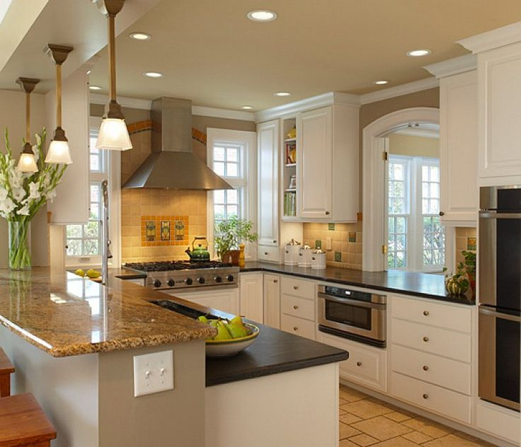kitchen design ideas pinterest photo - 5