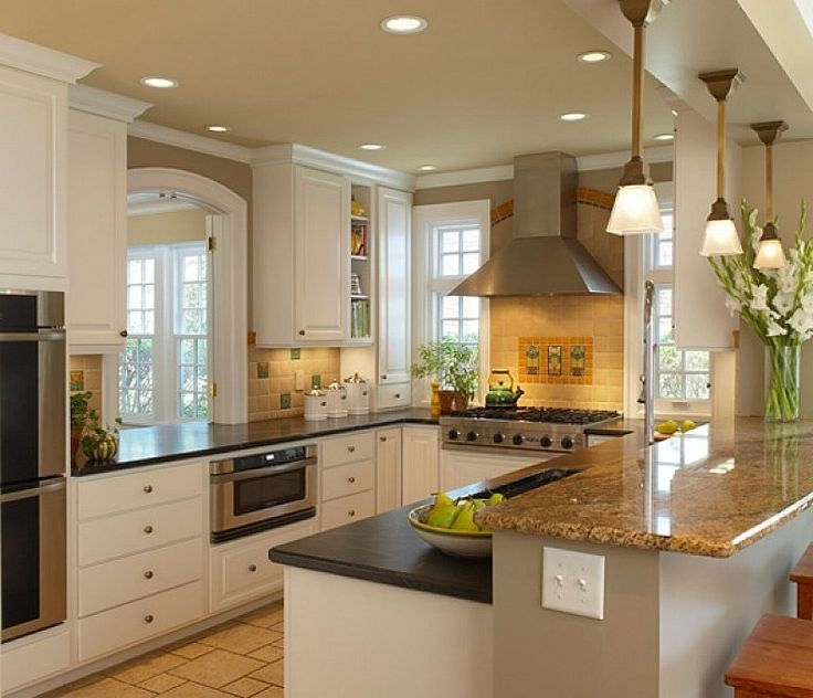 kitchen design ideas pinterest photo - 6