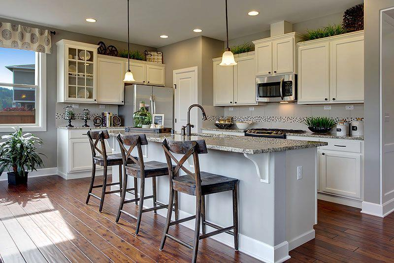 kitchen design ideas pinterest photo - 7