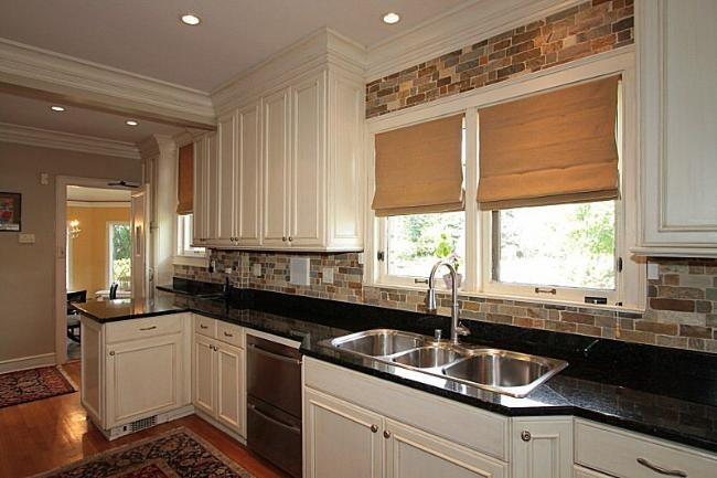 kitchen design ideas pinterest photo - 9
