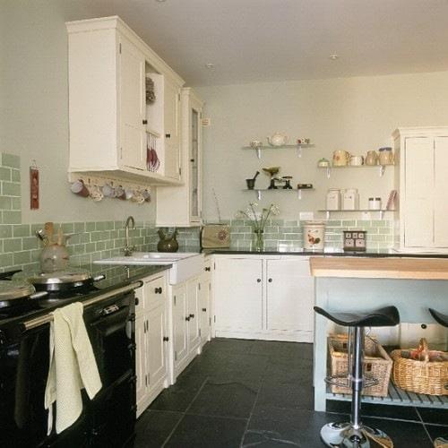 kitchen design ideas retro photo - 3
