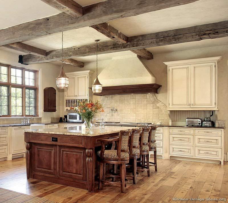 Kitchen design ideas rustic   Hawk Haven