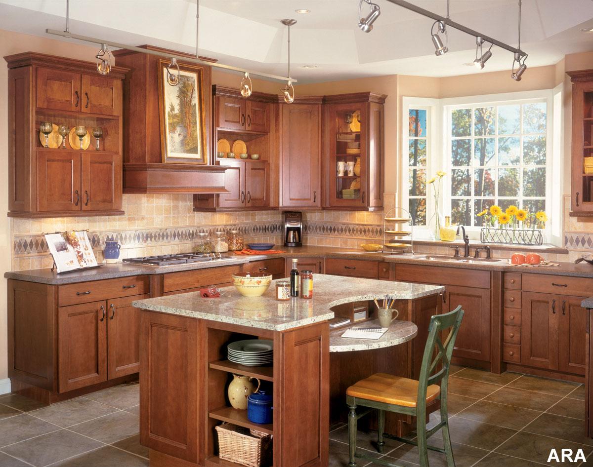 kitchen design ideas with islands photo - 10
