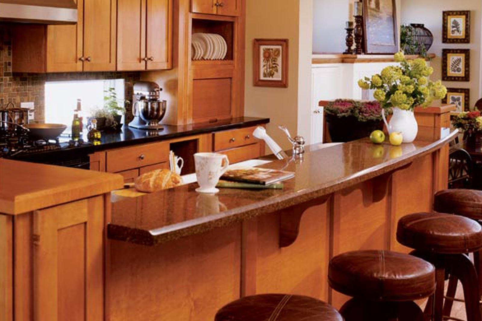 kitchen design ideas with islands photo - 4