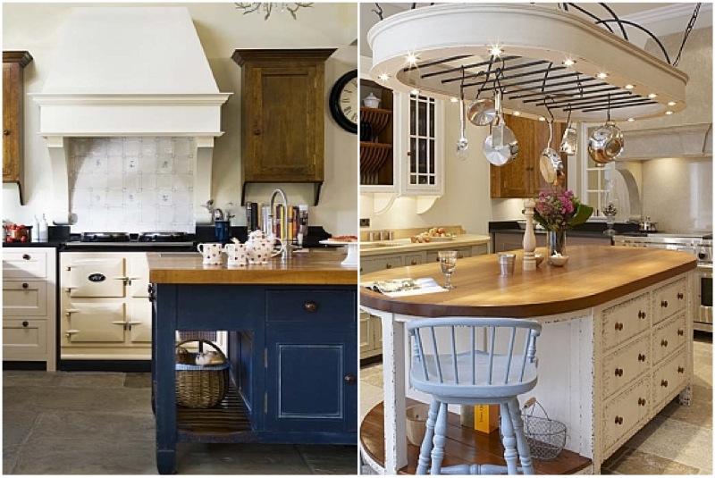 kitchen design ideas with islands photo - 6
