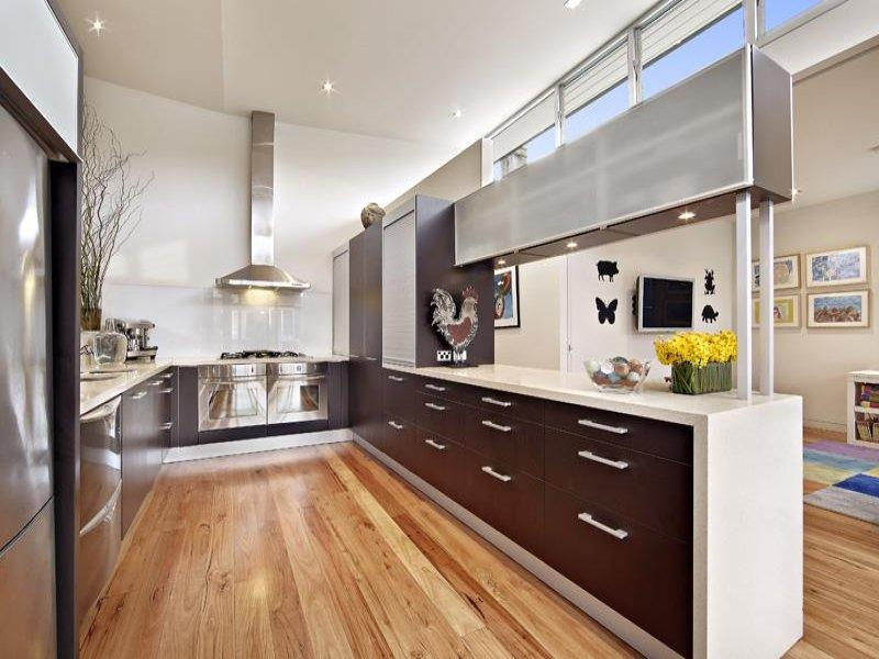 kitchen designs for u shaped kitchens photo - 4