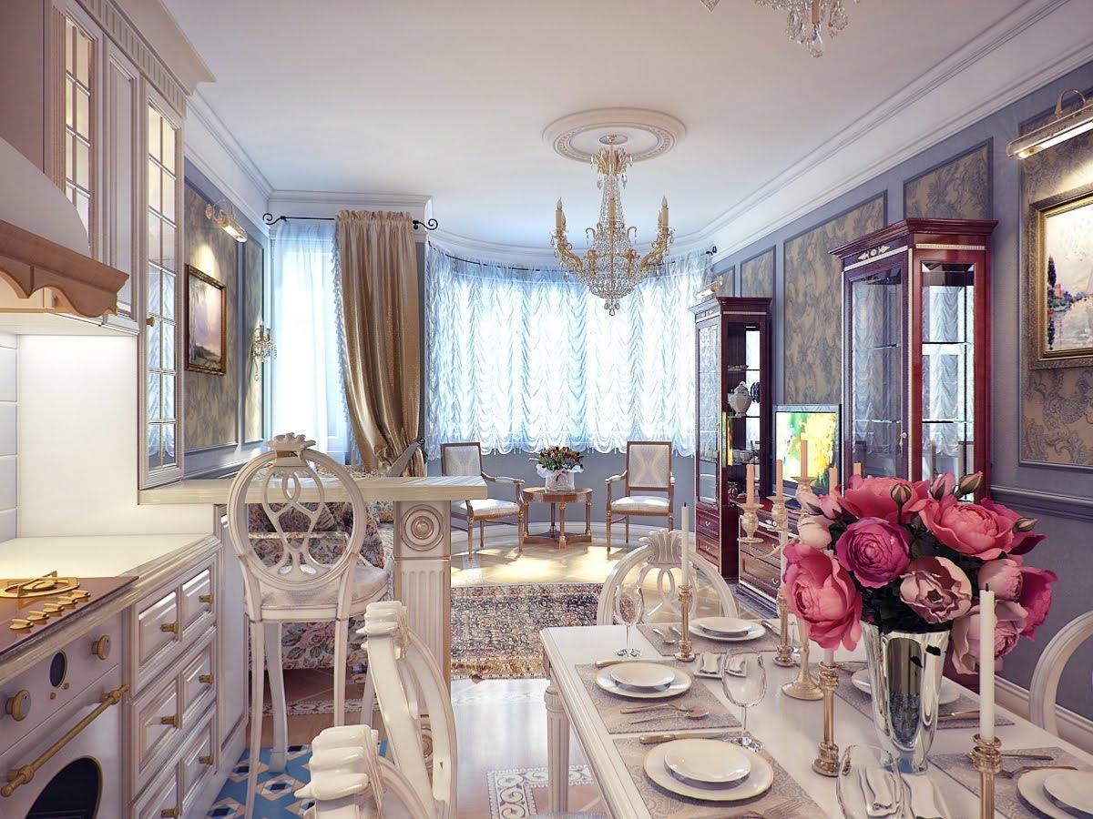 kitchen dining room design ideas photo - 1