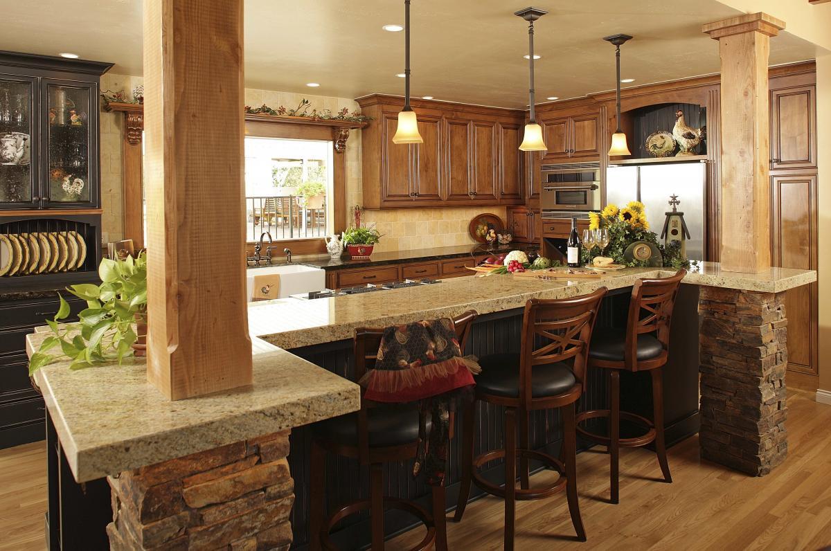 kitchen dining room design ideas photo - 2