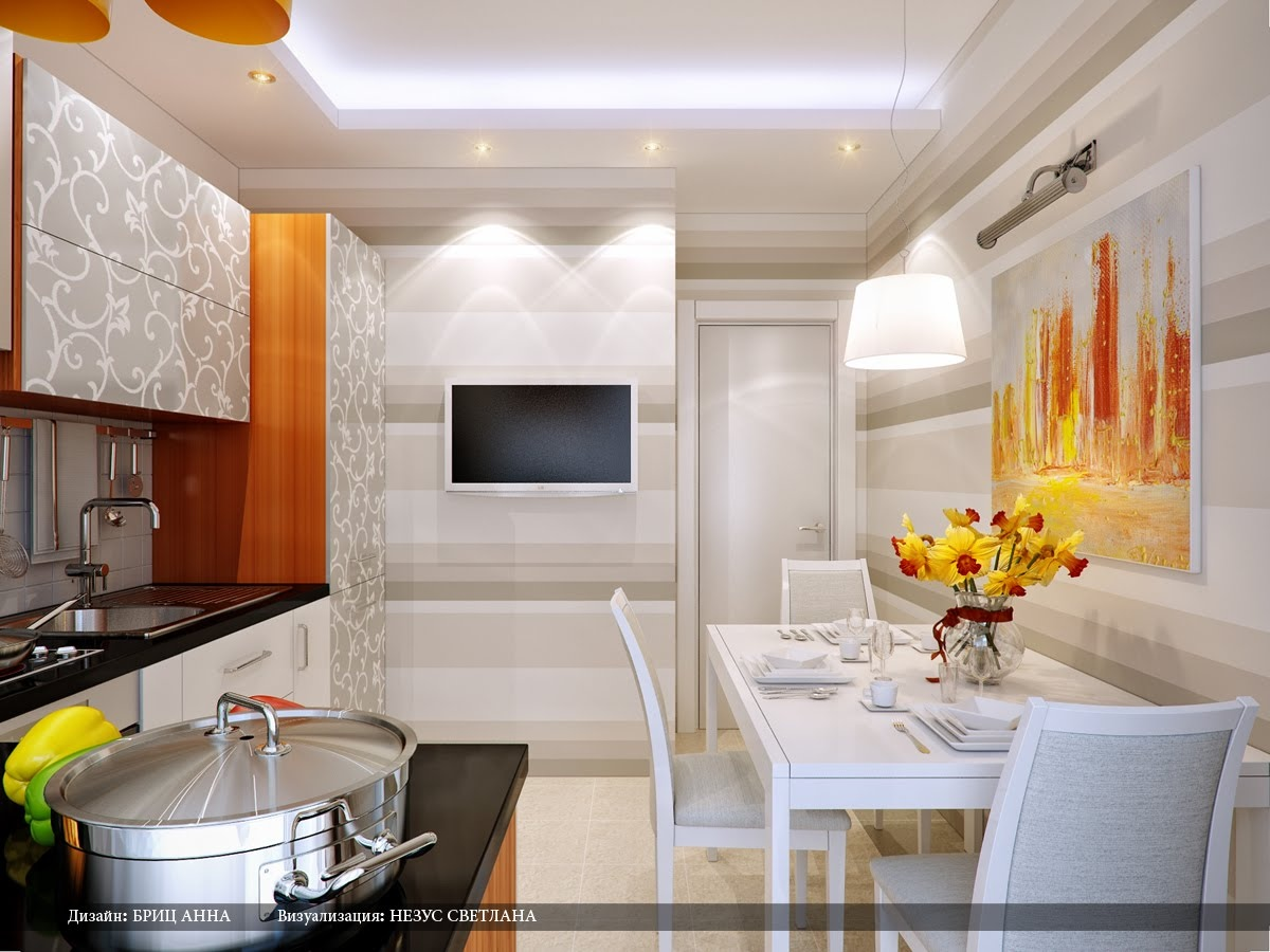 kitchen dining room design ideas photo - 9