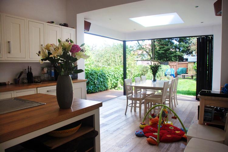 Kitchen Extension Design Ideas Photo
