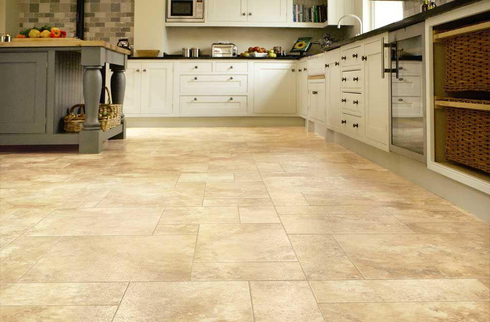 kitchen floor tile photo - 7