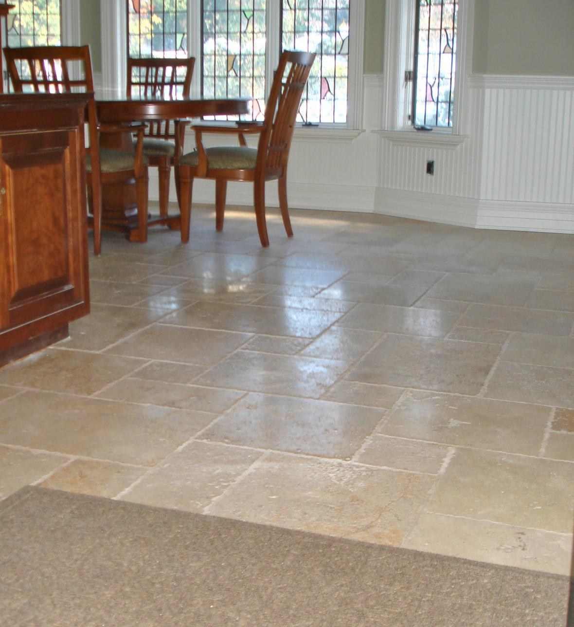kitchen floor tile photo - 8
