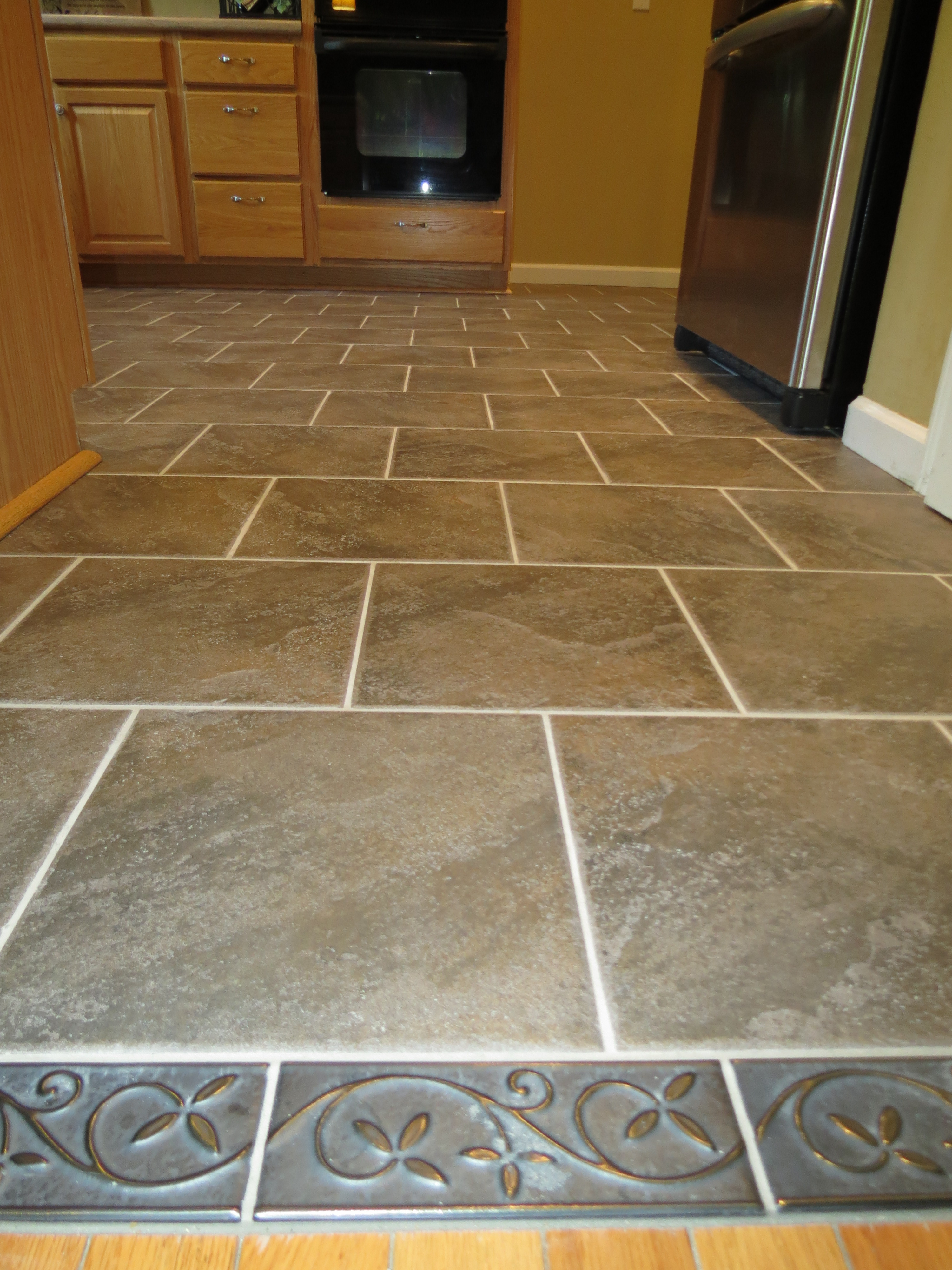 kitchen floor tile ideas photo - 10