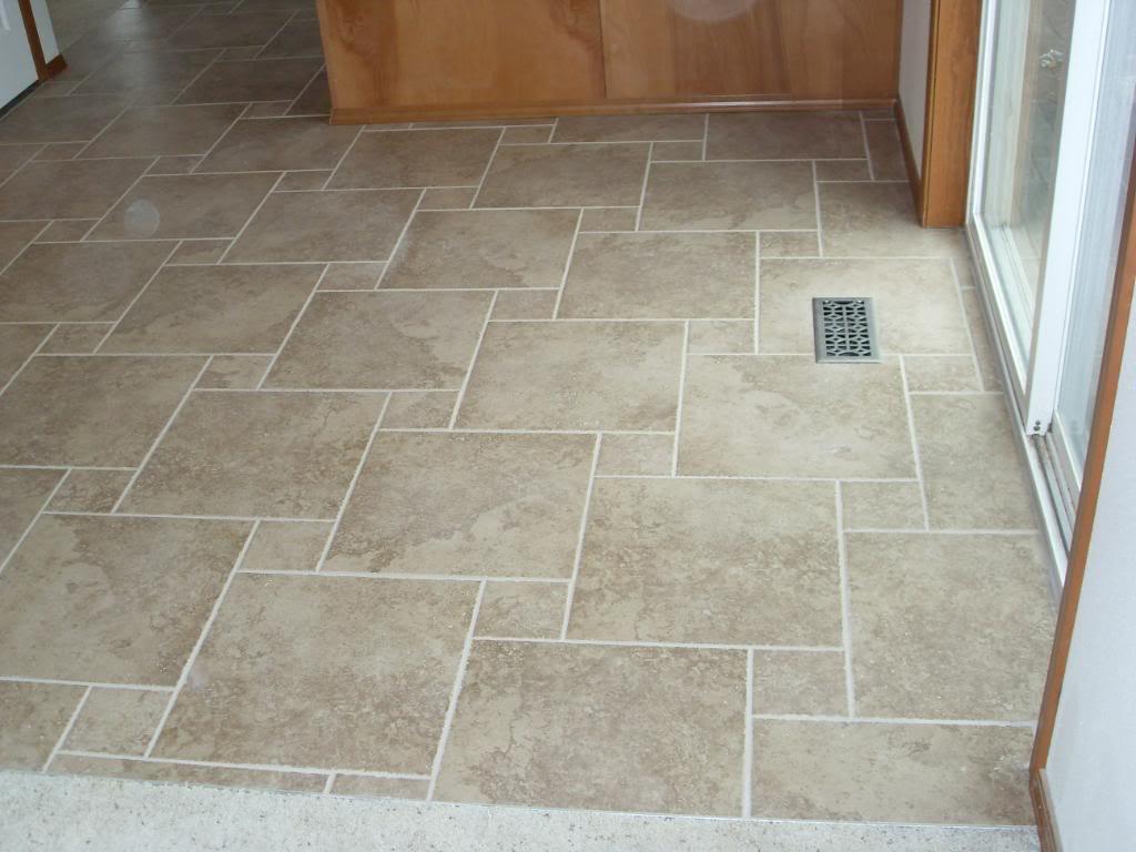 kitchen floor tile pattern ideas photo - 10