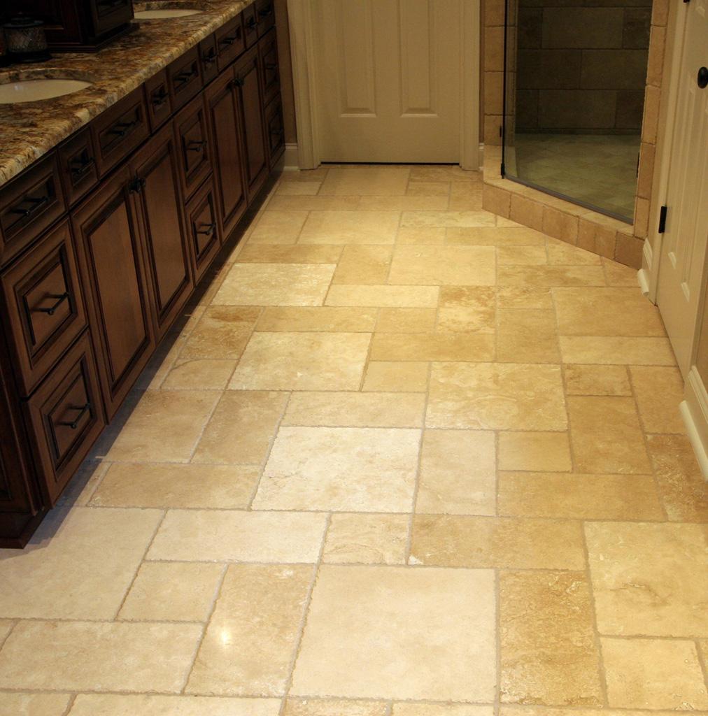 kitchen floor tile pattern ideas photo - 4