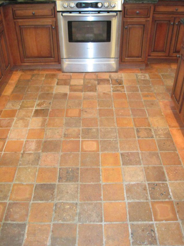 kitchen floor tile pattern ideas photo - 7