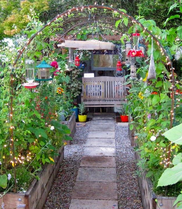 kitchen garden design ideas photo - 10