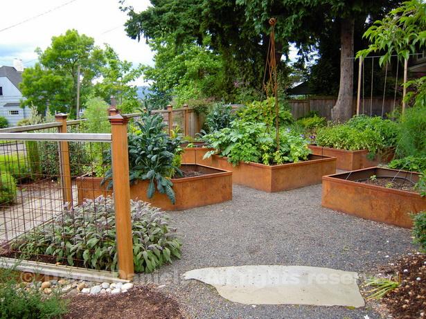 kitchen garden design ideas photo - 7