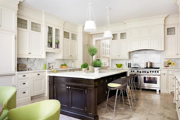 kitchen ideas ivory cabinets photo - 10