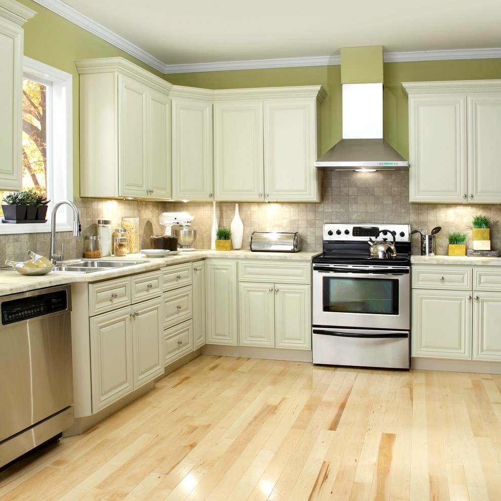 Kitchen Ideas Ivory Cabinets: Kitchen Ideas Ivory Cabinets