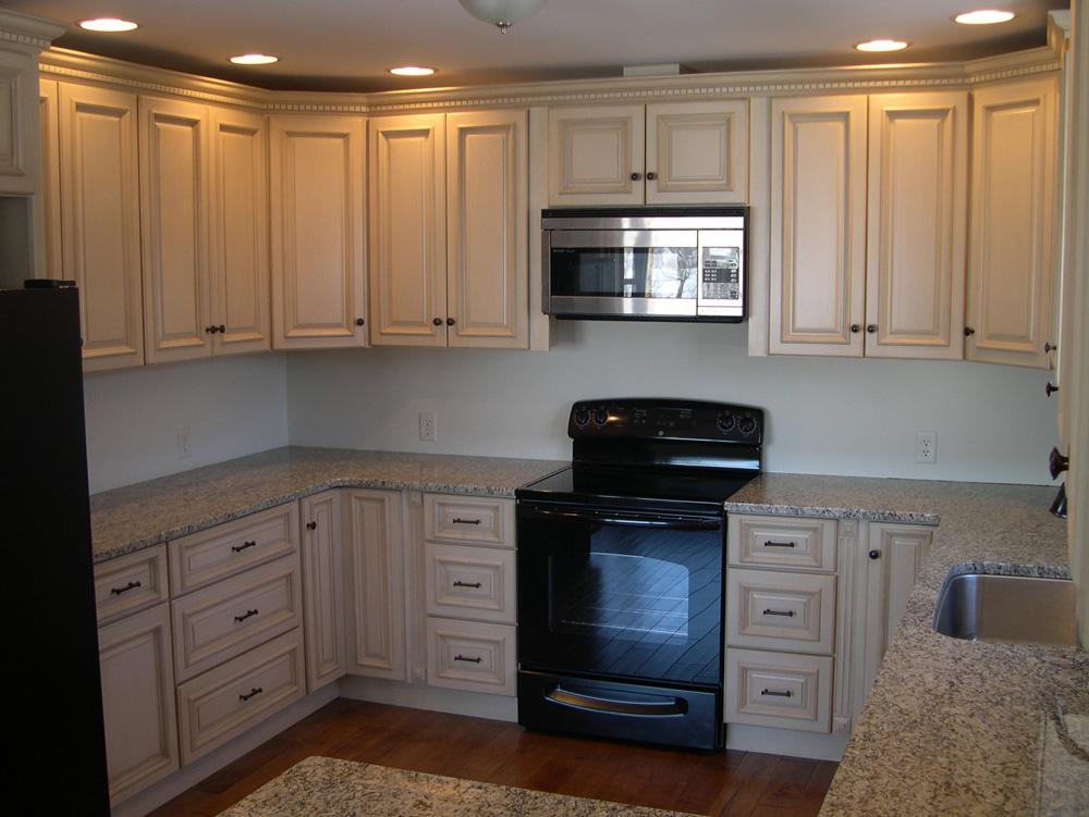 kitchen ideas ivory cabinets photo - 5