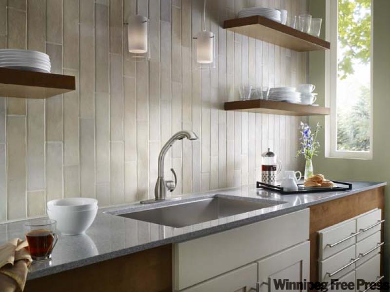 Exceptionnel Kitchen Ideas No Upper Cabinets