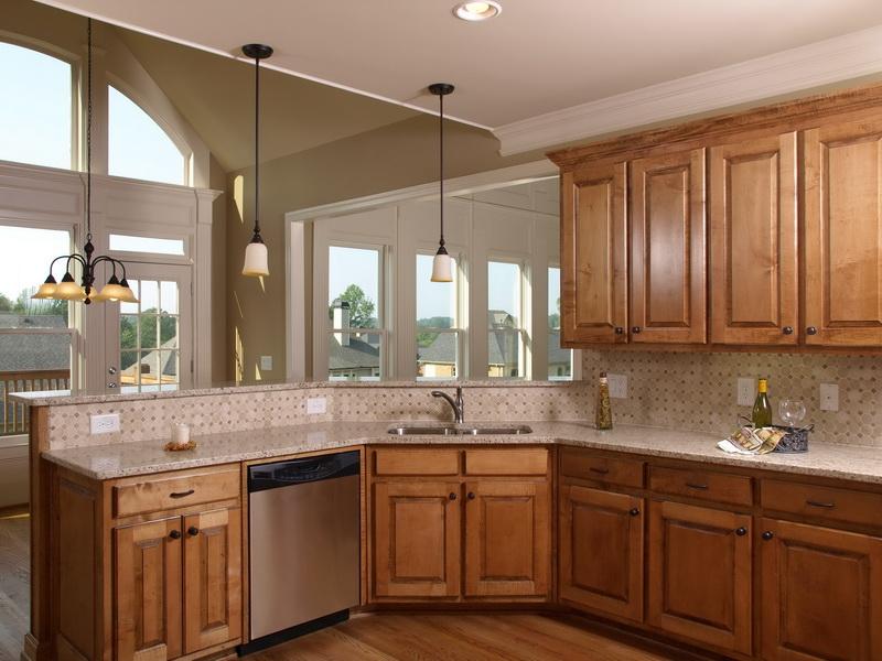Kitchen Ideas Oak Cabinets Hawk Haven