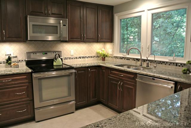 kitchen remodel u shaped kitchen photo - 5