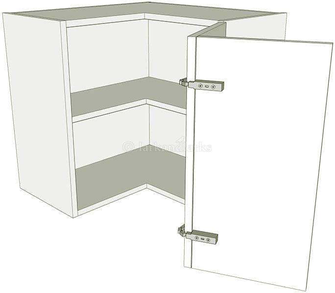 l shaped corner kitchen units photo - 4
