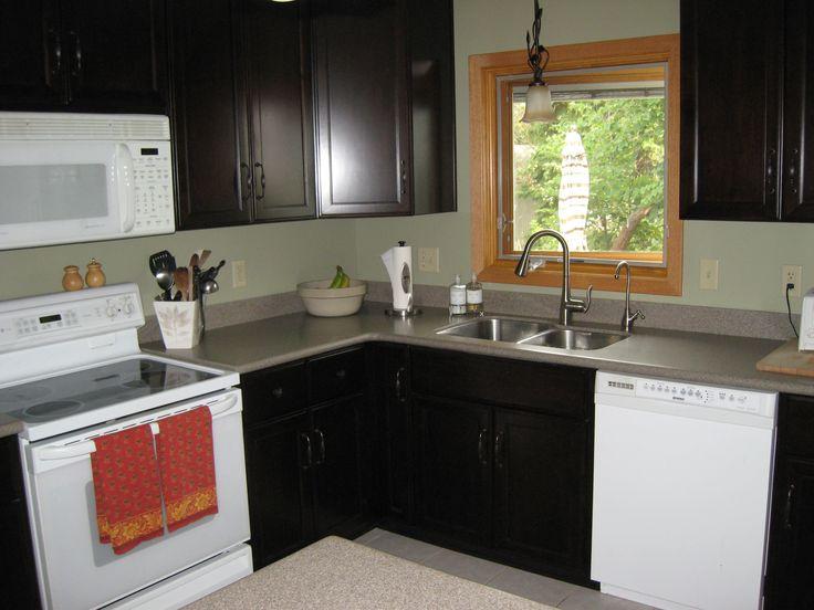 l shaped kitchen photo - 3