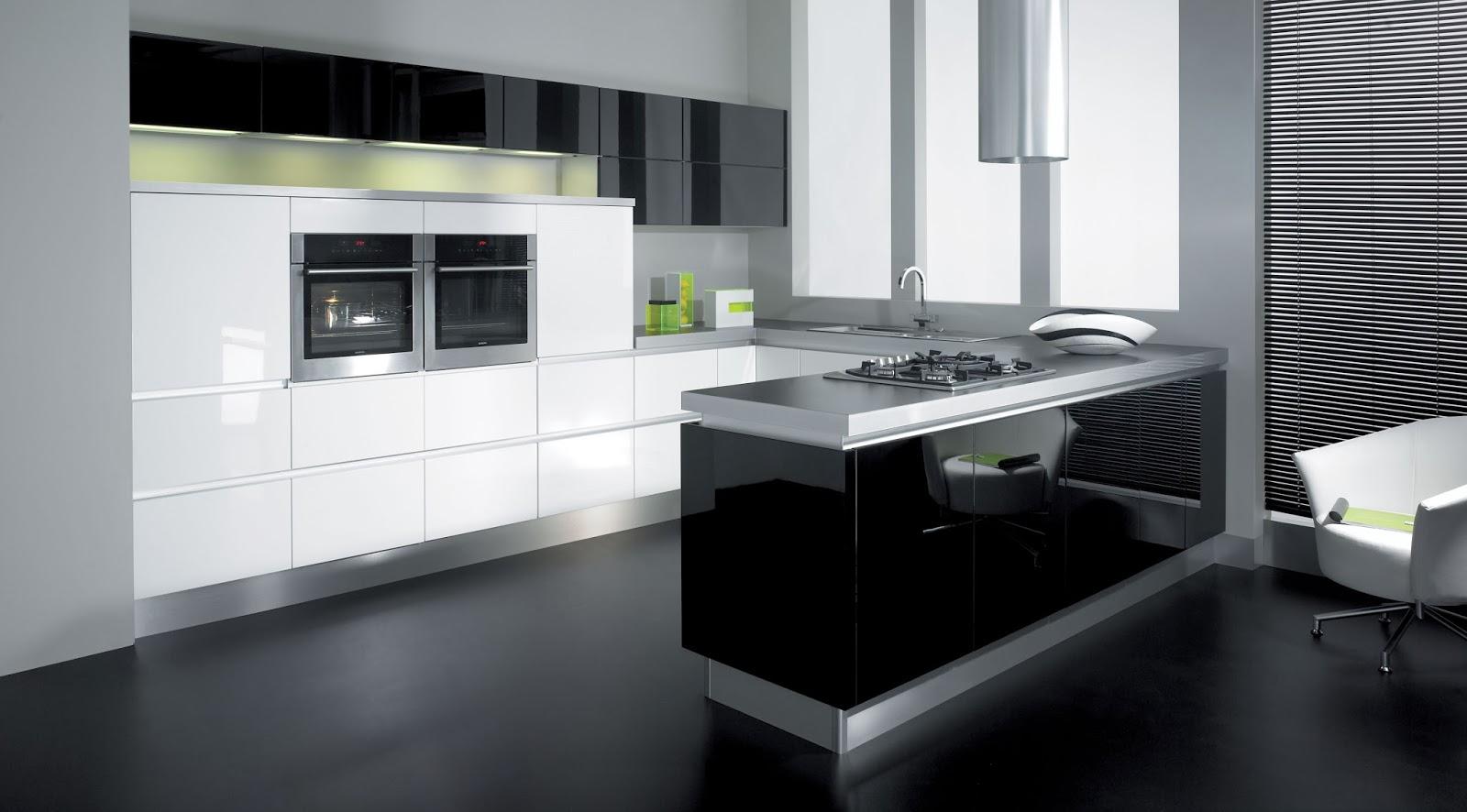 l shaped kitchen photo - 8