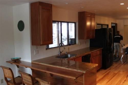 l shaped kitchen appliance layout photo - 5