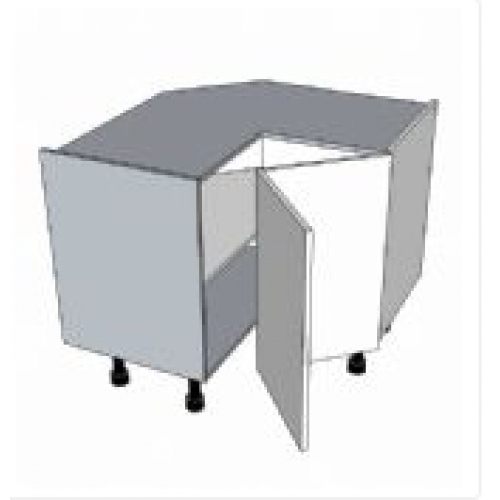 l-shaped kitchen base unit photo - 4