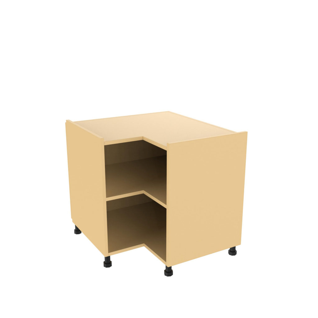 l-shaped kitchen base unit photo - 5