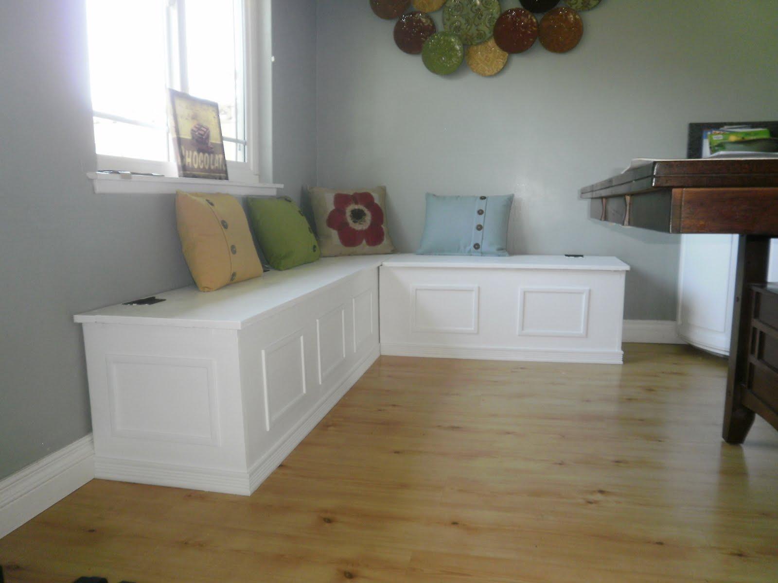 l shaped kitchen bench photo - 1