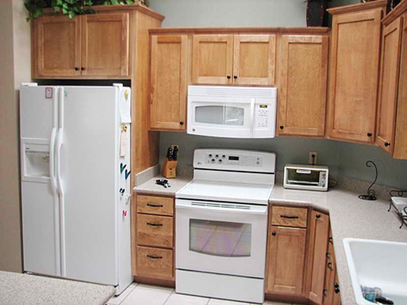 l shaped kitchen cabinets photo - 10