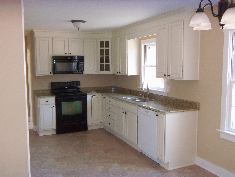 l shaped kitchen cabinets photo - 4