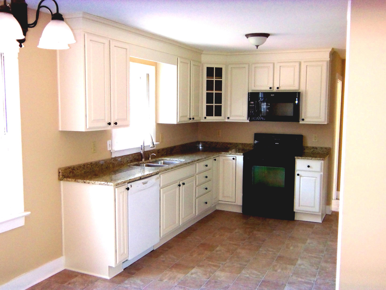 l shaped kitchen cabinets photo - 6