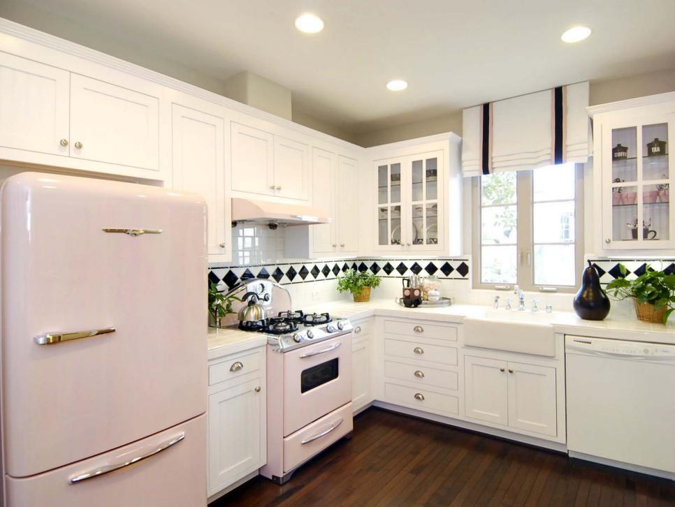 l shaped kitchen design photo - 8
