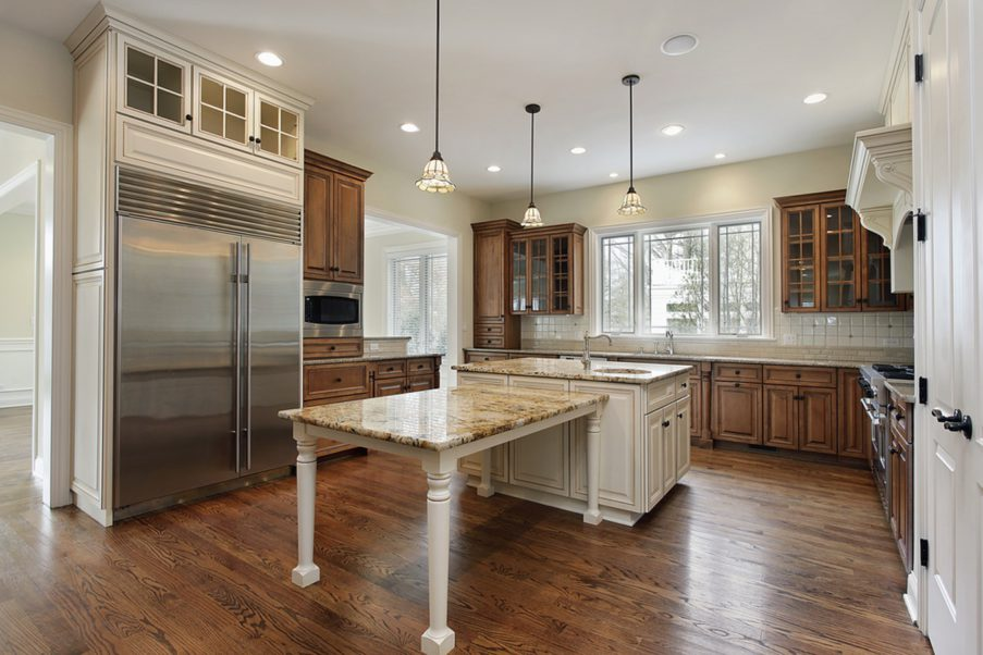 l shaped kitchen extension ideas photo - 8