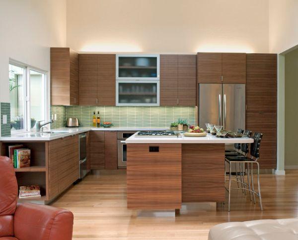 l shaped kitchen ideas photo - 7