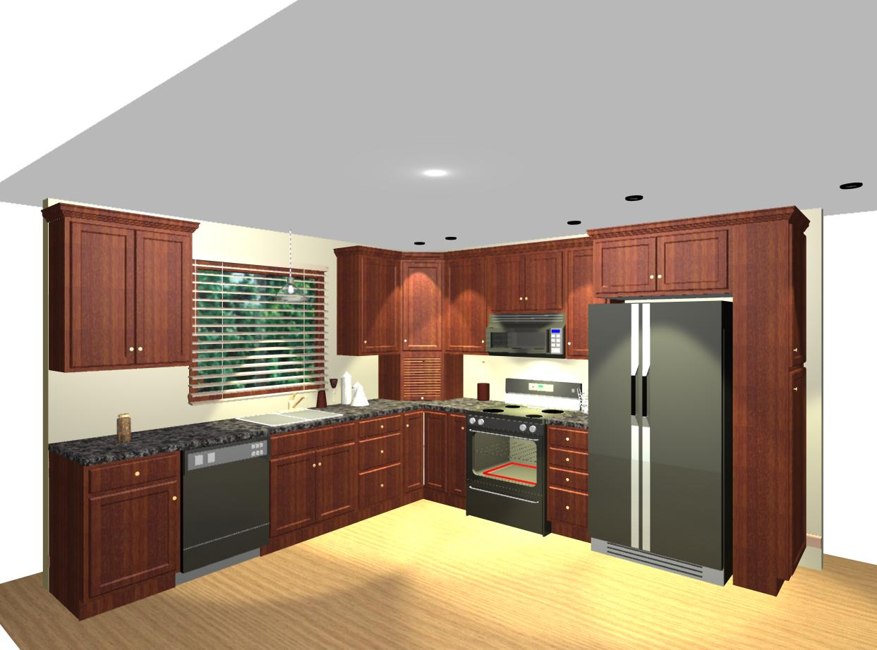 L Shaped Kitchen Layout Ideas Photo   3