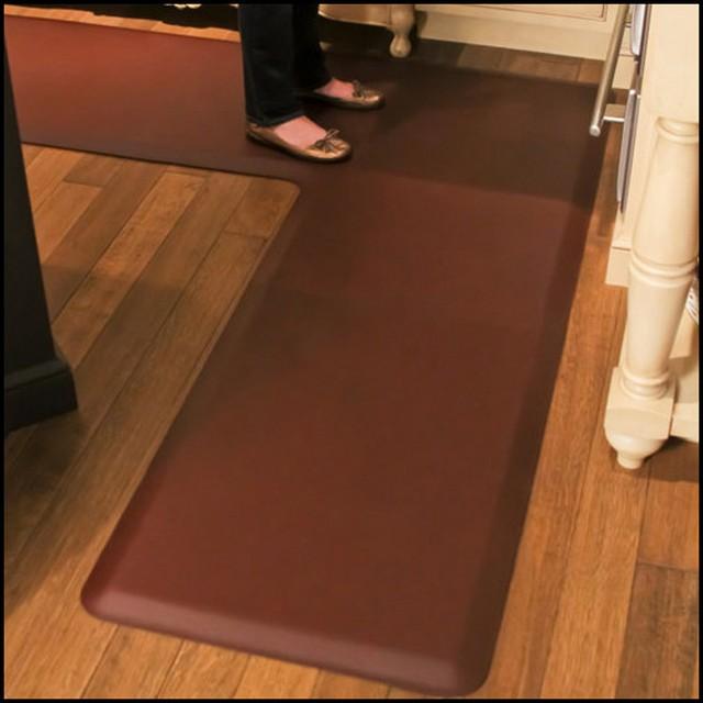 l shaped kitchen rug photo - 8