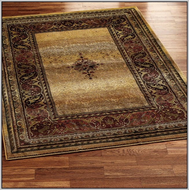l shaped kitchen rug photo - 9