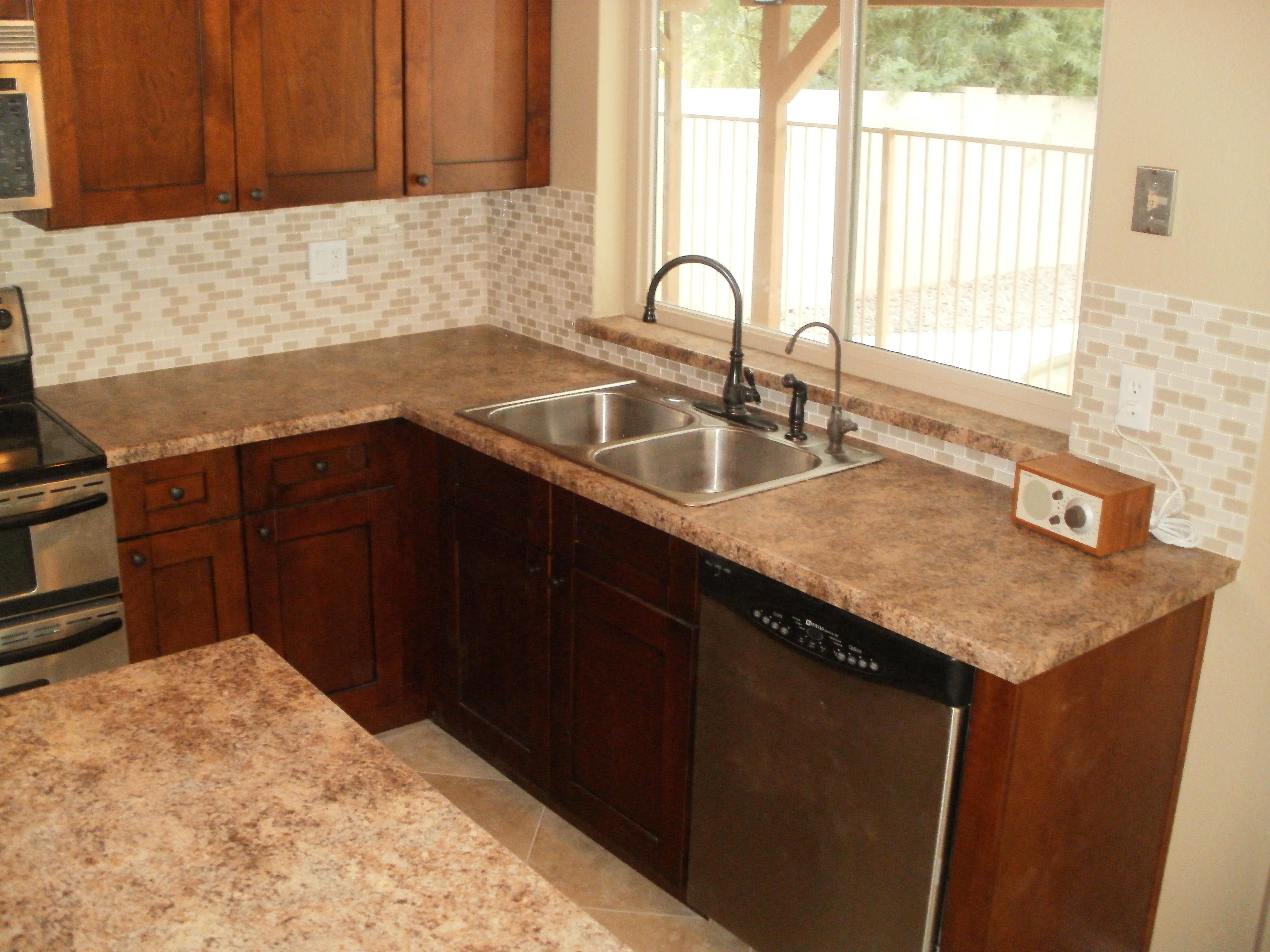 L Shaped Kitchen With Corner Sink Hawk Haven
